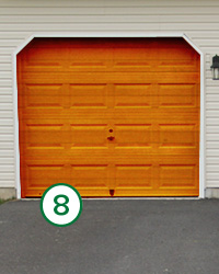 Improve Your Curb Appeal- Garage -200x250