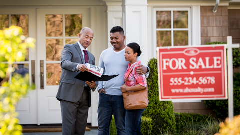Potential Sales Price, Appraised Value, and Tax Value of Home
